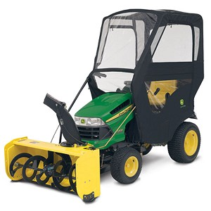 John Deere 100 Series Snow Cab - LP21790