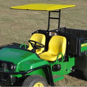 Greenpartstore John Deere Parts And More Parts For >> John Deere Gator T-Series Sunshade - LP45544