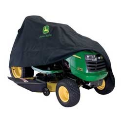 John Deere Deluxe Riding Mower Cover (Large) - LP93647