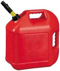 John Deere Five Gallon Gasoline Can (CARB approved) - TY26264