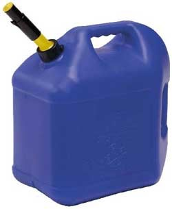 John Deere Five Gallon Kerosene Can (CARB approved) - TY26265