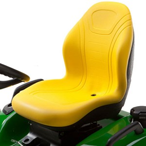 John Deere High Back Seat - AM141482