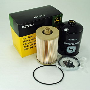 John Deere Fuel Filter Set - RE525523
