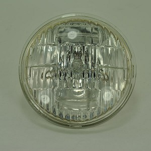 John Deere Dual Beam Halogen Headlight Sealed Beam - RE25125
