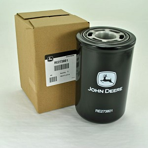 John Deere Spin-on Hydraulic Oil Filter - RE273801
