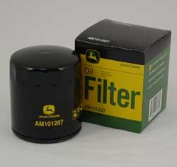 John Deere Engine Oil Filter - AM101207