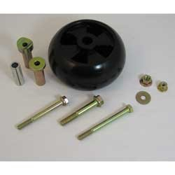 John Deere Gauge Wheel Kit - No grease zerk - See detailed description for specs - AM133602