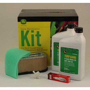 John Deere Home Maintenance Kit (Briggs & Stratton Single, Intek OHV) - LG193