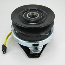 John Deere Electromagnetic PTO Clutch Assembly (Some models have serial number breaks) - AM119536