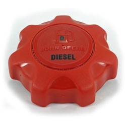 John Deere Fuel Tank Cap - AM123508