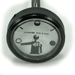 John Deere Fuel Tank Cap Gauge - AM31189