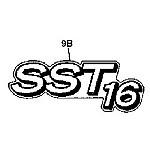 John Deere Model SST16 Lawn Tractor Parts