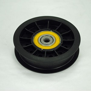 John Deere Flat Idler Pulley - AM121969