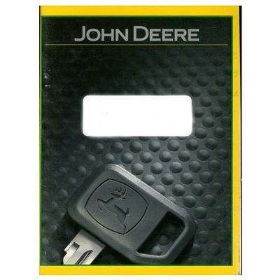 John Deere Technical Service Manual - TM1351