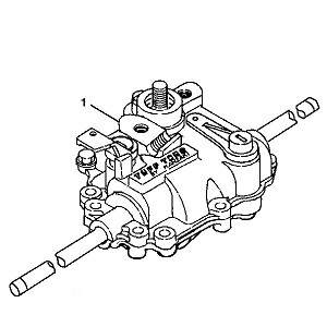 John Deere Transmission Assembly - AM131850