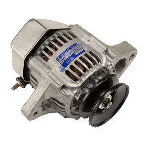 John Deere 40 Amp Remanufactured Alternator - SE501824