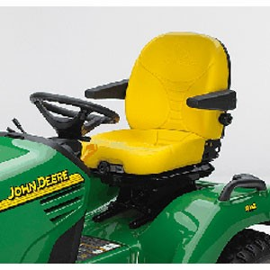 John Deere Deluxe High-Back Seat Assembly - BM21490