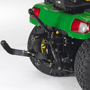 John Deere Category 1 3-Point Hitch Kit - BM23882