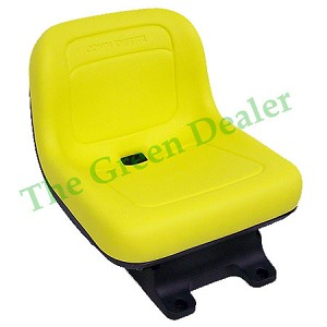 John Deere Seat With Suspension - AM131801