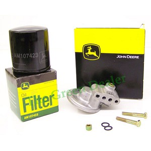 John Deere Optional Engine Oil Filter Kit - AW26806