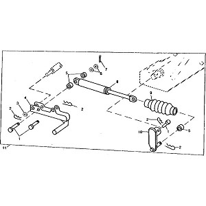 John Deere Front Lift Assist Kit - BM16732