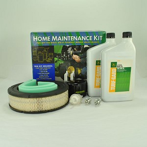 John Deere Home Maintenance Kit (Briggs & Stratton V-Twin) - LG194