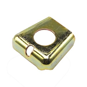 John Deere Caster Wheel Pin Guard - TCU51773