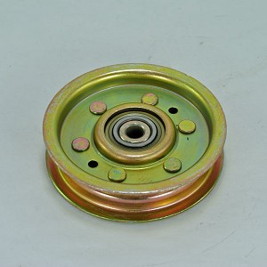 John Deere Flat Idler Pulley - AM103018
