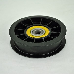 John Deere Flat Idler Pulley - AM128646