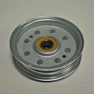 John Deere Flat Idler Pulley - AM128118