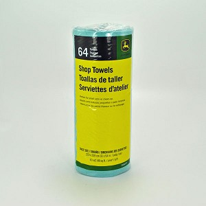 John Deere Shop Towels on a Roll - TY26777