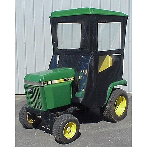 Original Tractor Cab Hard Top Cab Enclosure - 11299