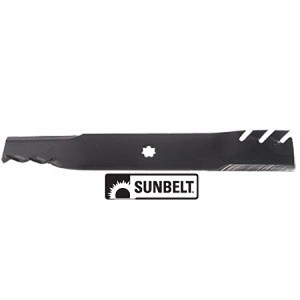 Predator2 Mower Blade for 48-inch John Deere Deck - B1PD5017