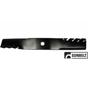 Predator2 Mower Blade for 54-inch John Deere Deck - B1PD5146