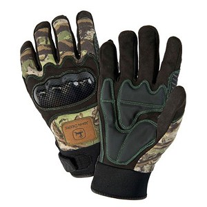 John Deere Mens Utility Vehicle Sports Camo Glove - LP42418 - LP42419