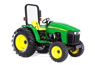 Parts for John Deere Compact Utility Tractors