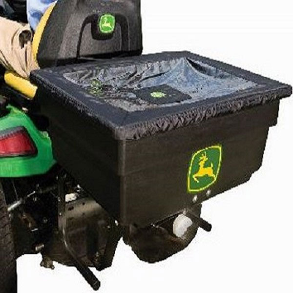 John Deere Gator Accessories >> John Deere Select Series Tractor Mounted 125-lb. Spreader - LP35439