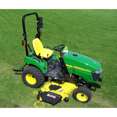 Femco Folding Rops For John Deere Tractor 301013466