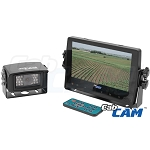 CabCam 7-inch Touch Button LCD Screen Wired System - A-CTB7M1C
