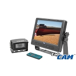 CabCam 9-inch Touch Button LCD Screen Wired System - A-CTB9M1C