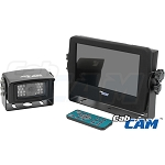 CabCam 7-inch Weatherproof Color LCD Screen Wired System - A-CWT7M1C