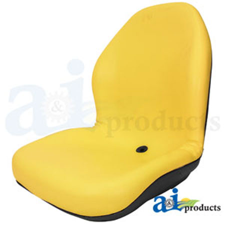 John Deere Aftermarket Replacement Seat - A-LGT125YL