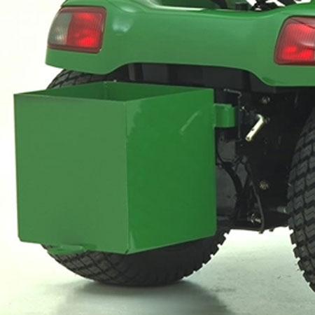 John Deere Gifts >> John Deere Rear Ballast Box - BM20715