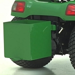John Deere Model X750 Lawn and Garden Tractor Parts, Page 3