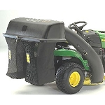 John Deere 6.5-bushel Bagger Hopper and Chute for 100 Series with 48-inch Mower - BM21889