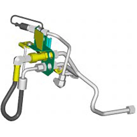 Electrical in addition John Deere 110 Fuel Pump Location in addition John Deere 145 Wiring Diagram as well 40 Hp Johnson Ignition Switch Wiring Diagram likewise Bulldozer Undercarriage Diagram. on john deere 650 wiring diagram