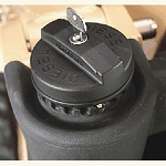 John Deere Locking Fuel Cap - AL113087