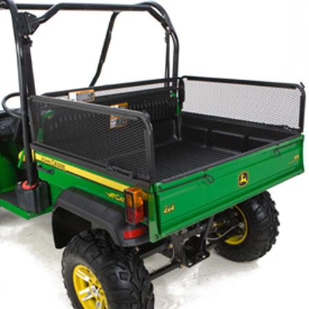 John Deere Gator Accessories >> John Deere Gator Cargo Box Side Extension Kit Bm22572