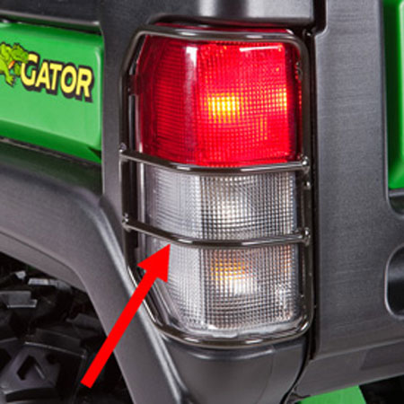 John Deere Brake And Taillight Protector Bm22773