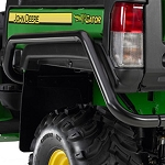 John Deere Cargo Box Fender Guard Kit - BM22811